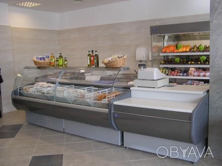 Торговое холодильное оборудование новое и Б/У.