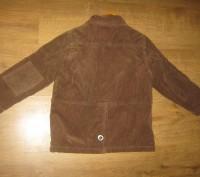 Куртка зимняя для мальчика. В хорошем состоянии. Верхний материал 100% коттон (в. Кременчук, Полтавська область. фото 4