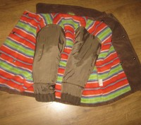 Куртка зимняя для мальчика. В хорошем состоянии. Верхний материал 100% коттон (в. Кременчук, Полтавська область. фото 10