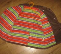 Куртка зимняя для мальчика. В хорошем состоянии. Верхний материал 100% коттон (в. Кременчук, Полтавська область. фото 7