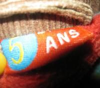 Куртка зимняя для мальчика. В хорошем состоянии. Верхний материал 100% коттон (в. Кременчук, Полтавська область. фото 9