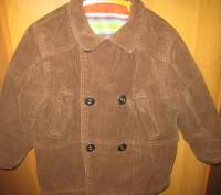 Куртка зимняя для мальчика. В хорошем состоянии. Верхний материал 100% коттон (в. Кременчук, Полтавська область. фото 2