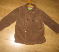 Куртка зимняя для мальчика. В хорошем состоянии. Верхний материал 100% коттон (в. Кременчук, Полтавська область. фото 3