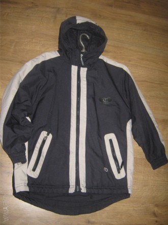 Куртка детская демисезонная на синтепоне Trespass. В отличном состоянии. Верхняя. Кременчук, Полтавська область. фото 1