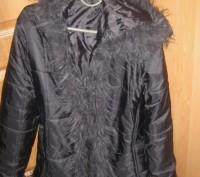 Куртка для девочки на синтепоне Donna. В хорошем состоянии. Производство Италия.. Кременчуг, Полтавская область. фото 11