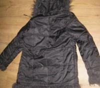 Куртка для девочки на синтепоне Donna. В хорошем состоянии. Производство Италия.. Кременчуг, Полтавская область. фото 8