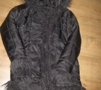 Куртка для девочки на синтепоне Donna. В хорошем состоянии. Производство Италия.. Кременчуг, Полтавская область. фото 5