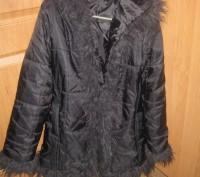 Куртка для девочки на синтепоне Donna. В хорошем состоянии. Производство Италия.. Кременчуг, Полтавская область. фото 12