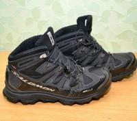 Ботинки  (кроссовки)  мужские зимние SALOMON 40,5 размер. Днепр. фото 1