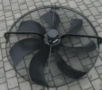 Продаються промислові вентилятори фірми Ziehl-Abegg (підшипники замінено на нові. Стрый, Львовская область. фото 3