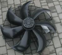Продаються промислові вентилятори фірми Ziehl-Abegg (підшипники замінено на нові. Стрый, Львовская область. фото 7