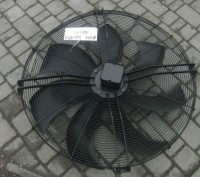 Продаються промислові вентилятори фірми Ziehl-Abegg (підшипники замінено на нові. Стрый, Львовская область. фото 6