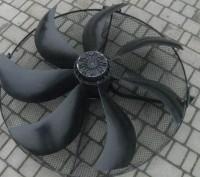 Продаються промислові вентилятори фірми Ziehl-Abegg (підшипники замінено на нові. Стрый, Львовская область. фото 4