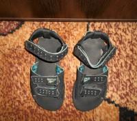 Продам босоножки на мальчика REEBOK, длина по стельке - 21,5 см. Состояние удовл. Запорожье, Запорожская область. фото 5