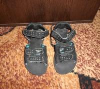 Продам босоножки на мальчика REEBOK, длина по стельке - 21,5 см. Состояние удовл. Запорожье, Запорожская область. фото 3