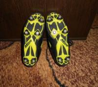 Продам бутсы (кеды футбольные с шипами) на мальчика. В идеальном состоянии, ник. Запорожье, Запорожская область. фото 7