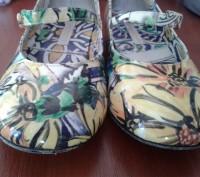 Туфли шикарные.очень красивой необычной расцветки,в реале более насыщенный цвет(. Каменское, Днепропетровская область. фото 8