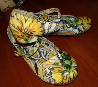 Туфли шикарные.очень красивой необычной расцветки,в реале более насыщенный цвет(. Каменское, Днепропетровская область. фото 9