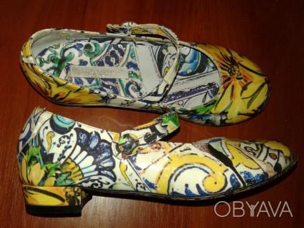 Туфли шикарные.очень красивой необычной расцветки,в реале более насыщенный цвет(. Каменское, Днепропетровская область. фото 1
