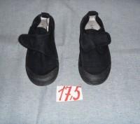 мокасины тканевые для сменной обуви для мальчика. б/у. состояние хорошее. перешл. Суми, Сумська область. фото 2