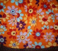 Платье-сарафан с красочной расцветкой для маленькой модницы 1-3 годика, мягеньки. Полтава, Полтавська область. фото 3
