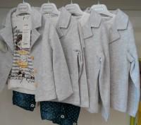 Шикарный костюм для девочки: Жакет + Кофточка + Брюки Красивый жакет, нарядная . Одесса, Одесская область. фото 3