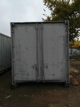 Продам контейнер 20 т. Одесса. фото 1