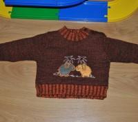 Очень классный, стильный теплый качественный свитер. Производитель- Турция. Сос. Полтава, Полтавська область. фото 2