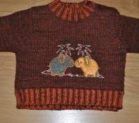Очень классный, стильный теплый качественный свитер. Производитель- Турция. Сос. Полтава, Полтавська область. фото 3