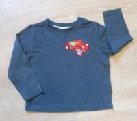 Очень классная футболка с длинным рукавом (свитер). Ткань- хлопок, очень нежная. Полтава, Полтавская область. фото 6