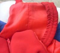 Теплый демисезонный полукомбинезон. Подойдет хорошо для очень холодной осени, п. Полтава, Полтавська область. фото 6