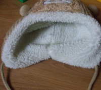 Красивая шапочка милыми балобонами ( бубенчиками). Состояние- очень хорошее, бе. Полтава, Полтавська область. фото 5