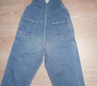 """Очень качественный комбинезон, фирма """"Osn Kosh"""". Ткань- плотный, прочный джинс,. Полтава, Полтавская область. фото 7"""