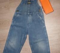 """Очень качественный комбинезон, фирма """"Osn Kosh"""". Ткань- плотный, прочный джинс,. Полтава, Полтавская область. фото 2"""
