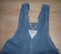 """Очень качественный комбинезон, фирма """"Osn Kosh"""". Ткань- плотный, прочный джинс,. Полтава, Полтавская область. фото 8"""