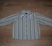 Классная брендовая рубашечка на мальчика. Качество просто - супер! Фирма MARKS&. Полтава, Полтавская область. фото 2