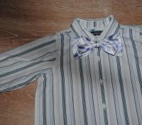 Классная брендовая рубашечка на мальчика. Качество просто - супер! Фирма MARKS&. Полтава, Полтавская область. фото 4