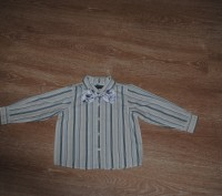 Классная брендовая рубашечка на мальчика. Качество просто - супер! Фирма MARKS&. Полтава, Полтавская область. фото 3
