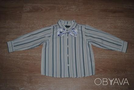Классная брендовая рубашечка на мальчика. Качество просто - супер! Фирма MARKS&. Полтава, Полтавская область. фото 1
