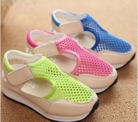 кроссовки на девочку лето 35размер в наличии с 24 по 36 размер под заказ.. Кропивницкий, Кировоградская область. фото 4
