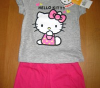 Детская летняя пижама для девочки Китти, Hello Kitty Sun City, 3-8лет Состав: 1. Киев, Киевская область. фото 3