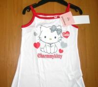 Детская летняя ночная рубашка для девочки Китти, Charmmykitty Sun City, 3-8лет . Киев, Киевская область. фото 2