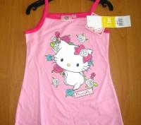 Детская летняя ночная рубашка для девочки Китти, Charmmykitty Sun City, 3-8лет . Киев, Киевская область. фото 3