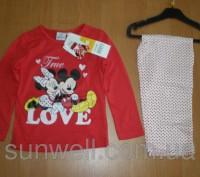 Детская пижама для девочки Minnie mouse Дисней Пижама для девочки Minnie mouse . Киев, Киевская область. фото 3