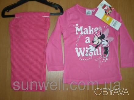 Детская пижама для девочки Minnie mouse Дисней Пижама для девочки Minnie mouse . Киев, Киевская область. фото 1