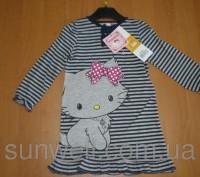 Детская ночная рубашка для девочек charmmy kitty (лицензия Дисней) Размеры: 3 г. Київ, Київська область. фото 2