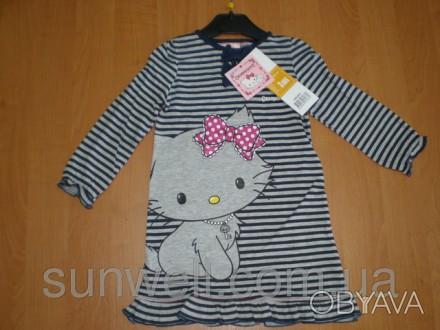 Детская ночная рубашка для девочек charmmy kitty (лицензия Дисней) Размеры: 3 г. Киев, Киевская область. фото 1