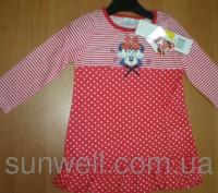 Детская ночная рубашка для девочек Sun City  Minnie mouse (лицензия Дисней) Ра. Киев, Киевская область. фото 2