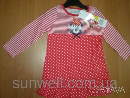 Детская ночная рубашка для девочек Sun City  Minnie mouse (лицензия Дисней) Ра. Киев, Киевская область. фото 1