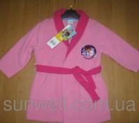 Детский халат для девочки  Дисней Доктор Плюшева ( Doc McStuffins), 3-8лет Хала. Киев, Киевская область. фото 2